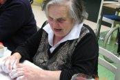 28.02.2014 - Filcanje mila z gospo Uršo Burnik