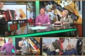 19.02.2014 - Gospa Frančiška Kitin kot gostja na TV Golica