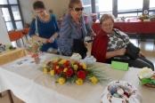 18.03.2014 Razstava cvetja v DU Idrija
